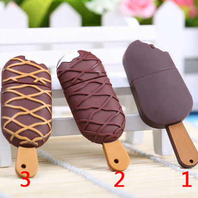 USB 3.0 Chocolate Ice Cream Usb Flash Drive (Multi)