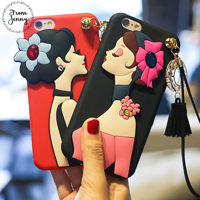 From Jenny Modern Girl Phone Case