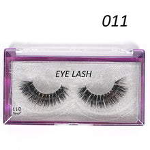 3D Mink Magnetic Falsies 4Pcs/Set