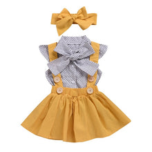 Zoey's Sunshine & Polka 3 Piece set