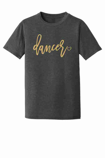 {DANCER- ENCORE DANCE ACADEMY}  Tri Blend Tee