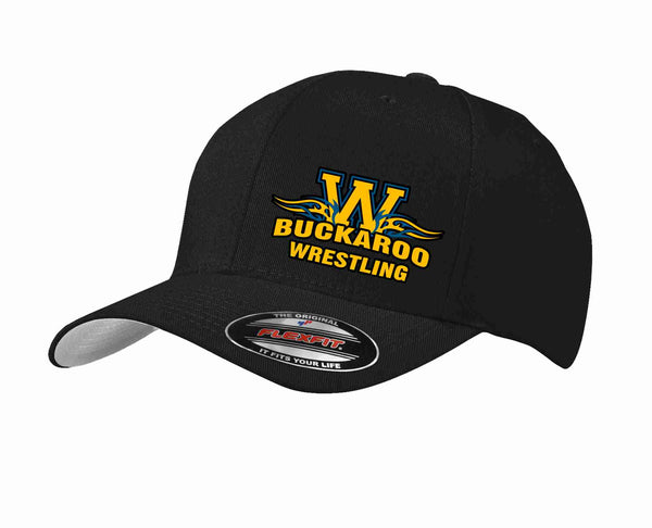 Buckaroo Wrestling - Flex Fit Hat