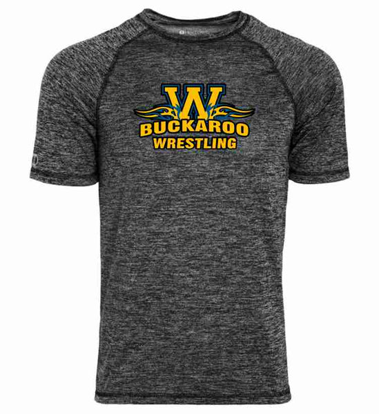 Buckaroo Wrestling Holloway Electrify 2.0 Tee