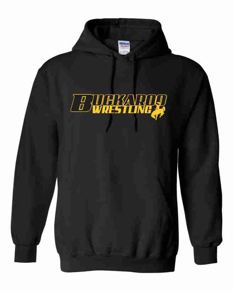 Buckaroo Wrestling Gildan® - Heavy Blend™ Hooded Sweatshirt