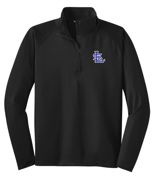 Lowry JV Softball Sport-Wick® Stretch 1/2-Zip Pullover