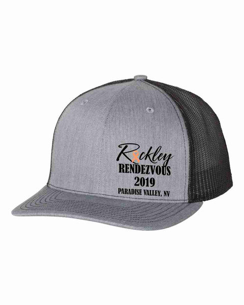 Rackley Rendezvous 2019 Snapback Trucker Hat