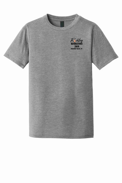 Rackley Rendezvous 2019 District Made® YOUTH Perfect Tri® Crew Tee