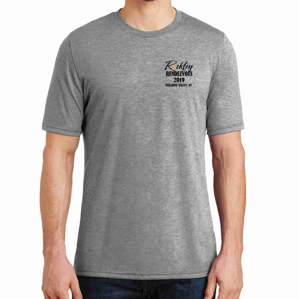 Rackley Rendezvous 2019 District Made® Mens Perfect Tri® Crew Tee
