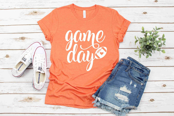 Game Day {Football} Tee