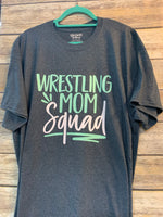 Wrestling Mom Squad Gildan® - DryBlend® 50 Cotton/50 Poly T-Shirt