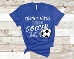 Corona Virus Ruined My Soccer Season