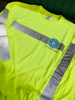 Rubicon Mechanical Hi-Viz Reflective Logo Tee, Long Sleeve Tee or Hoodie - Multiple Designs