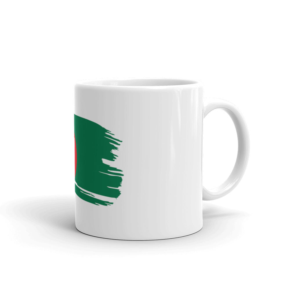Amazing Bangladesh Flag Mug