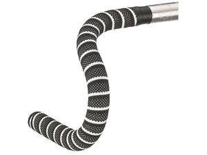 BLB Supreme Pro Woven Bar Tape - Sport Black/White