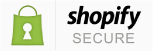 This online store is secured by Shopify