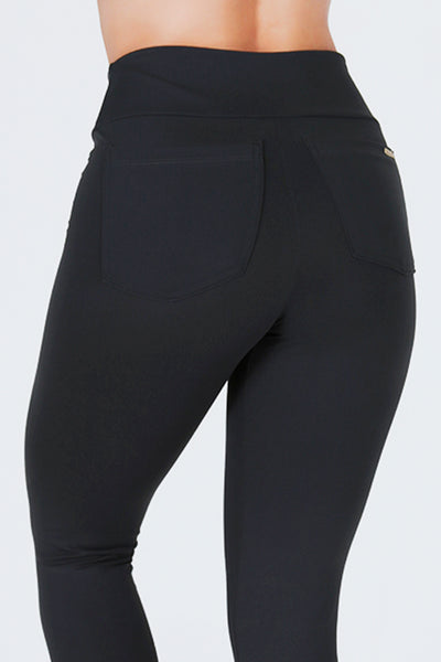 Bottoms Casual Pocket Legging - Womens Activewear and Workout Clothes | RomanceUSA