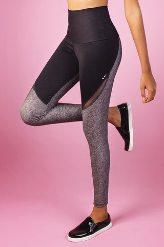 Bottoms,Sublimated Detox High Up Legging