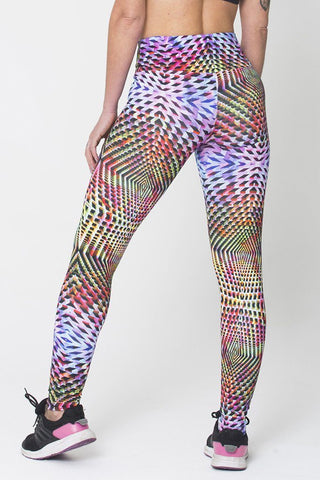 Bottoms,3D Legging