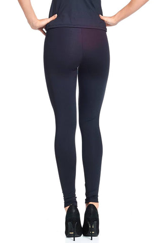 Bottoms,Animal Foil Legging