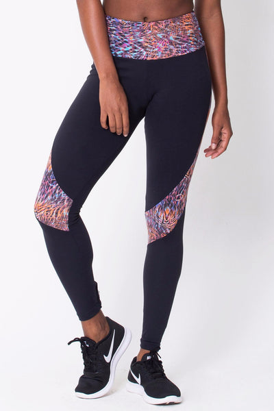 Bottoms Animal Print Active Graphic Legging - Womens Activewear and Workout Clothes | RomanceUSA