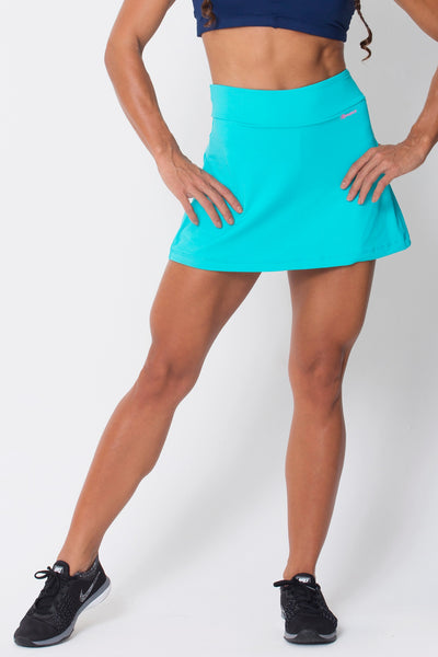 Bottoms Atoll Ruffled Skort - Womens Activewear and Workout Clothes | RomanceUSA