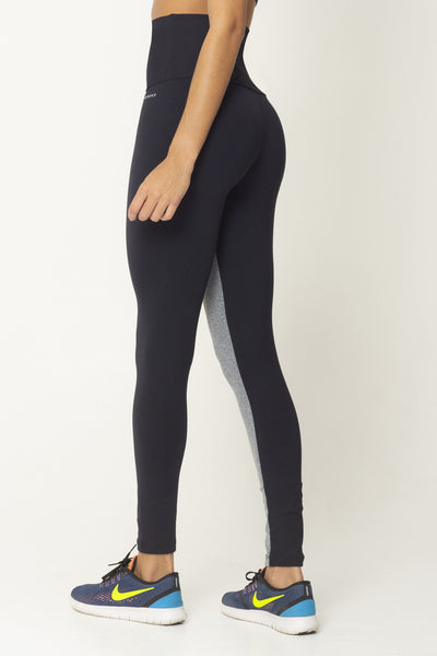 Bottoms Bicoloured Detox High Up Legging - Womens Activewear and Workout Clothes | RomanceUSA