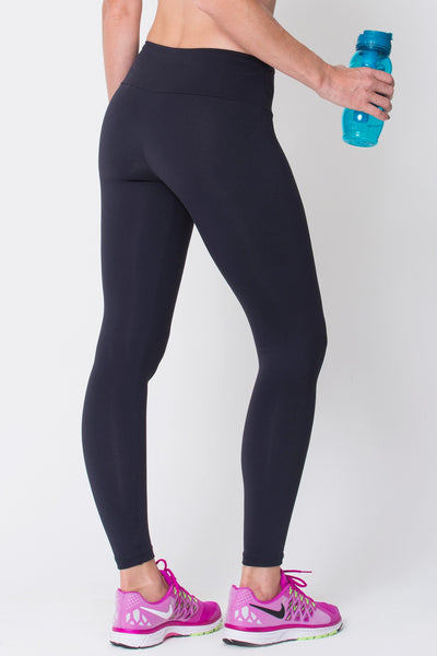 Bottoms Black Essential Legging - Womens Activewear and Workout Clothes | RomanceUSA