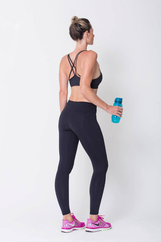 Bottoms,Black Essential Legging