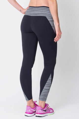 Bottoms,Black Superflex Leggings