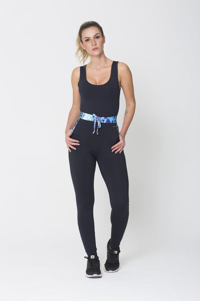 Bottoms Blue Jogger - Womens Activewear and Workout Clothes | RomanceUSA
