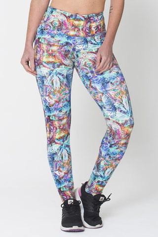 Bottoms,Corals Legging
