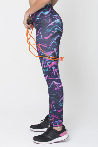 Bottoms,Digital Light Legging