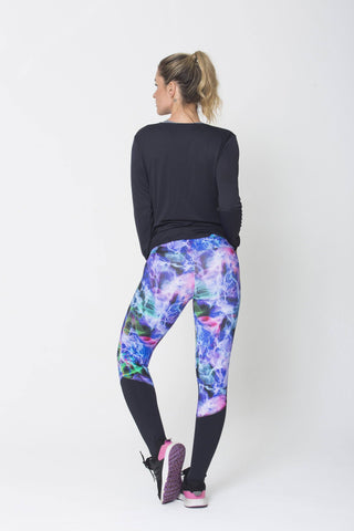 Bottoms,Eletric Legging