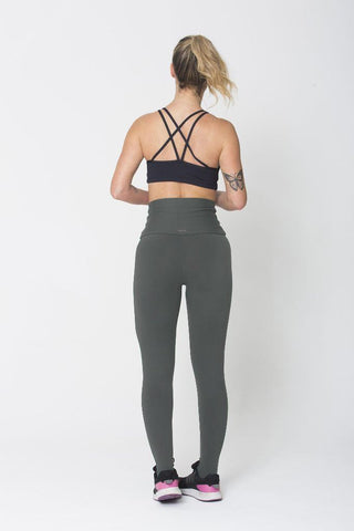 Bottoms,Graphite High Up Legging