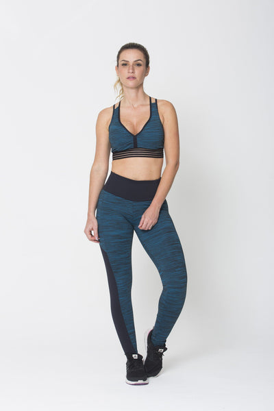 Bottoms Green Keep Balance Legging - Womens Activewear and Workout Clothes | RomanceUSA