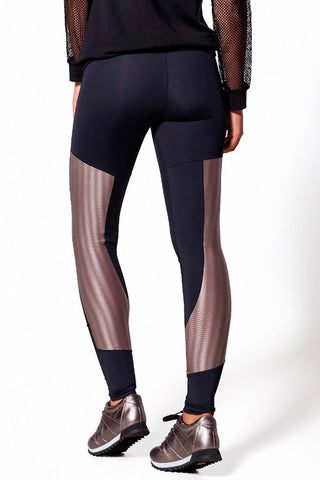 Bottoms,3D Back Detail Legging
