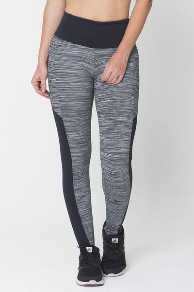 Bottoms Grey Keep Balance Legging - Womens Activewear and Workout Clothes | RomanceUSA