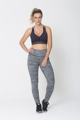 Bottoms,Grey Run On Legging