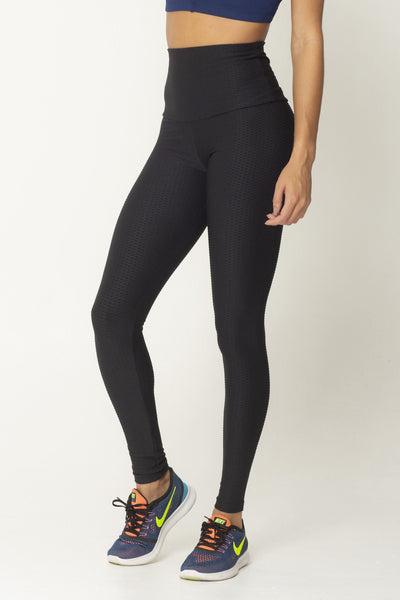 Bottoms Jacar Detox High Up Legging - Womens Activewear and Workout Clothes | RomanceUSA