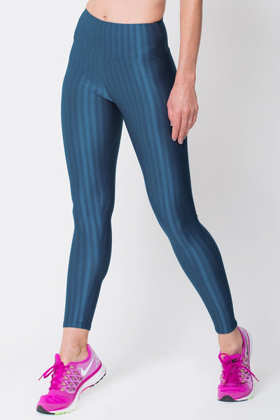Bottoms - Marine 3D Disco Leggings