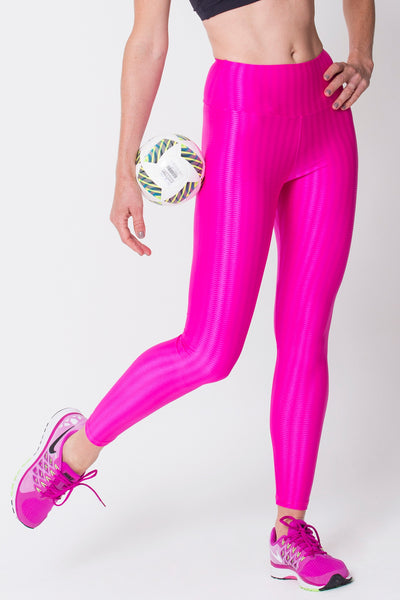 f5d720f7f1d Bottoms Pink 3D Disco Leggings - Womens Activewear and Workout Clothes