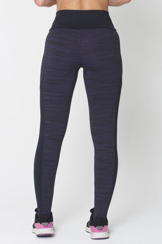 Bottoms,Purple Keep Balance Legging