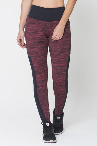 Bottoms,Red Keep Balance Legging