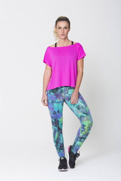 Bottoms Sea Legging - Womens Activewear and Workout Clothes | RomanceUSA