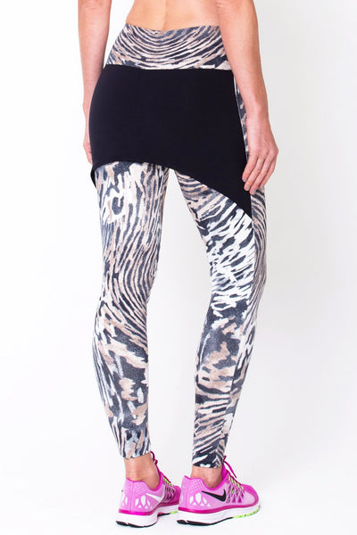 Bottoms Tiger Cover Legging - Womens Activewear and Workout Clothes | RomanceUSA