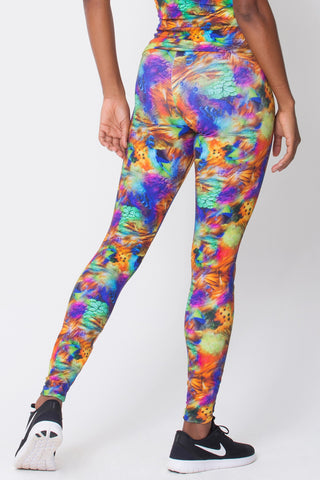 Bottoms,Under The Sea Print Legging