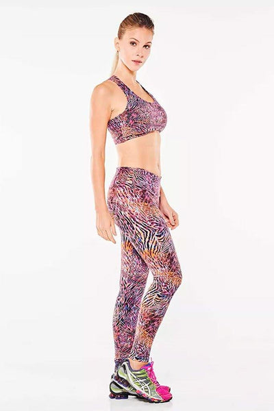 Party Motion Legging - Womens Activewear and Workout Clothes | RomanceUSA