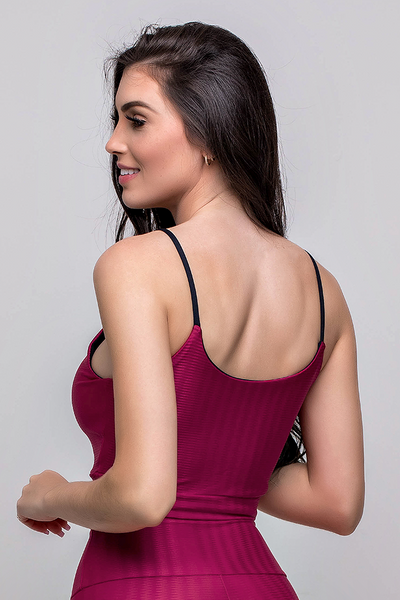 Tops Wine 3D Top - Womens Activewear and Workout Clothes | RomanceUSA