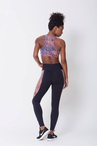 Bottoms,Animal Print Active Graphic Legging