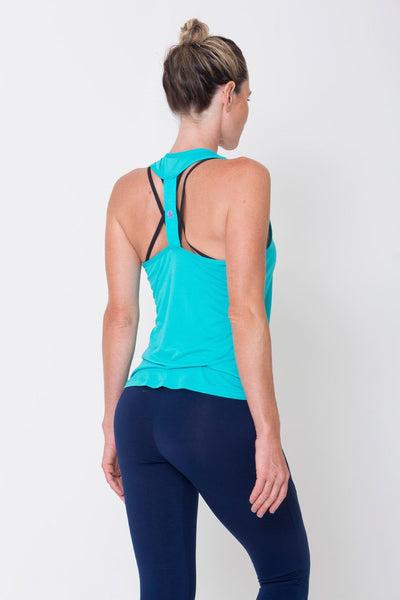 Tops Atoll Racerback Tank - Womens Activewear and Workout Clothes | RomanceUSA